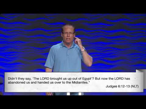 Living With a Big God | Pastor Brian Anderson | 07/10/16