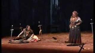 Tichina Vaughn Condotta, Il Trovatore, Verdi, Azucena