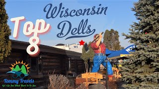Wisconsin Dells Top 8 Fun Things To Do Without Getting Wet