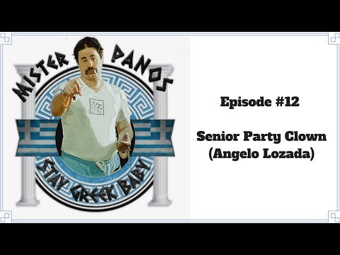 12 - Senior Party Clown (Angelo Lozada)
