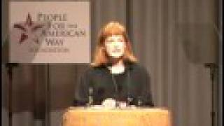 Blair Brown in 2004 Dramatic Reading of the US Constitution - 14th amendment