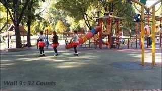 (N93)Knock Knock 你家大门 By BM Leong (Line Dance)