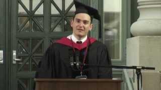 ll m speaker leonidas stasis theodosiou speaks at hls 2013 commencement