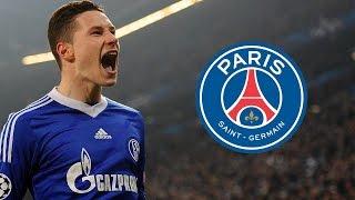 Julian draxler ● welcome to paris ● dribbling skills & goals
