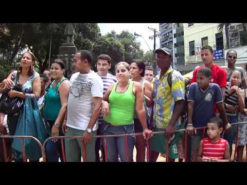 COROA QUEBRANDO TD NO RELOGIO SAO PEDRO QVP 23/09/11 (BANDA ARRUMADINHO )