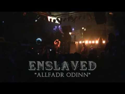 Enslaved - Allfadr Odinn ( Live. Minsk,Belarus. March 28.2011 ) HD