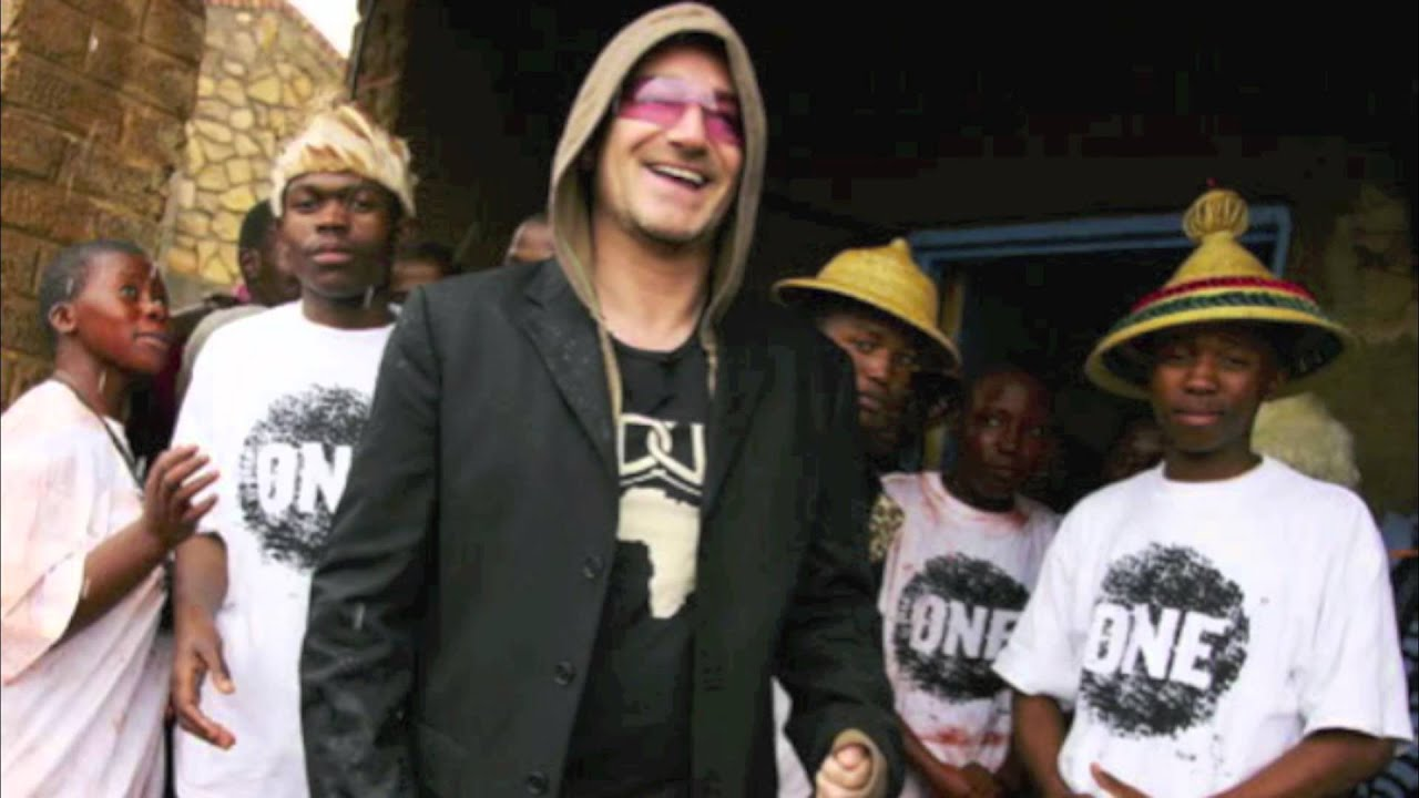 Bono Charity Movie - YouTube