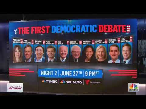 Al Roker disses Democrats in first night of the debate: 'Who cares?'