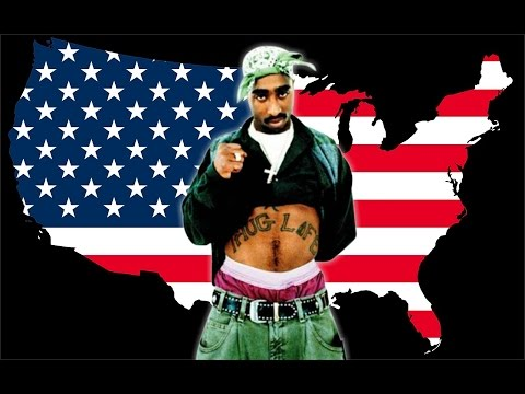 2Pac - Mr. President Send Mo Troops ▽ {Dj ThugCent} (with lyrics) HD 2016 [Powerful Hard Core]