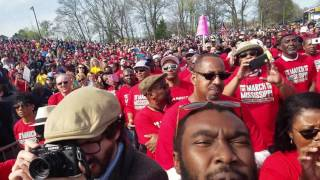 Bernie Sanders The March on Mississippi