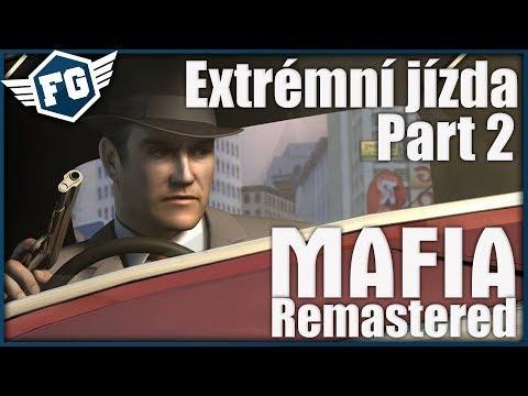 Mafia: Remastered - Extrémní Jízda #2 | UFO = Existuje