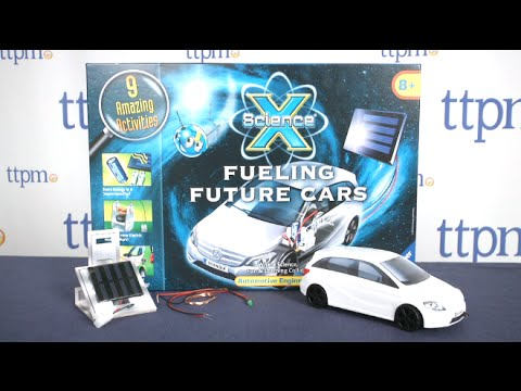 Science X Fueling Future Cars From Ravensburger  Youtube