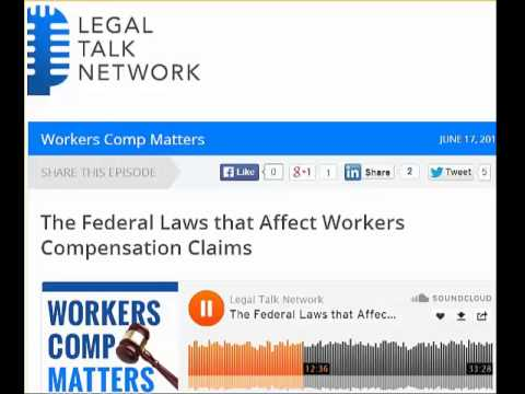 Melissa Fleischer of HR Learning Center talks on FMLA and Worker's Comp Insurance