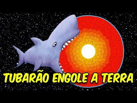 TUBARÃO DE 16.000.000 METROS ENGOLE A TERRA | Tasty Blue #7 (FINAL)