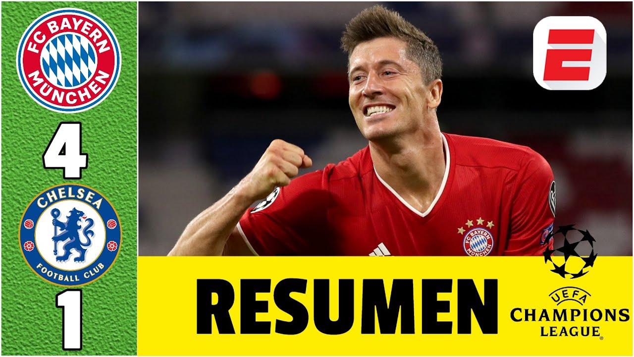 Bayern Munich 4-1 Chelsea | Robert Lewandowski tritura el sueño inglés del Chelsea | Exclusivos