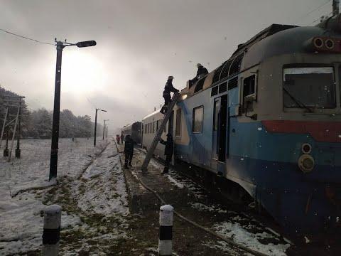 Mns Vol: Волинська область: рятувальники оперативно ліквідували пожежу поїзда