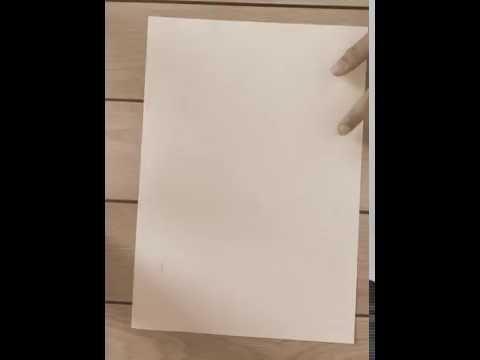 Hur man viker en loppa