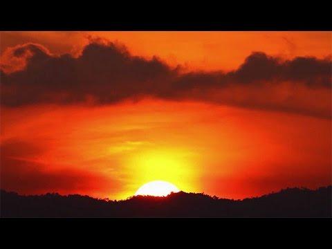 Bonne journ e bonjour lever de soleil youtube - Lever et coucher du soleil bordeaux ...