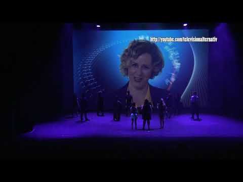 Premios del Teatro Musical Inicio de la gala