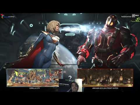 Injustice 2  More Bane Bombs