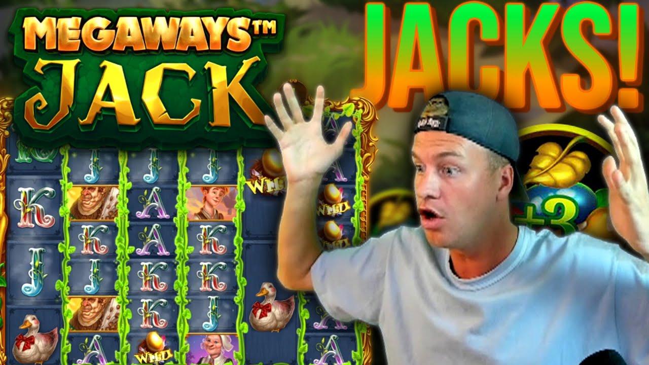 Huge Win on Megaways Jack!