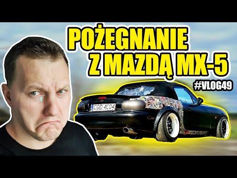 Pożegnanie z Mazdą MX-5 - vlog #49