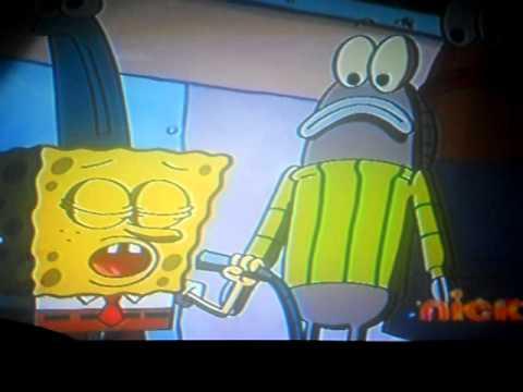 Spongebob Sings The Best Time To Wear A Strip Sweater Youtube
