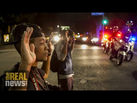 Ferguson Solidarity Protesters Fight Charges For Blocking Busy LA Freeway