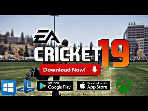 EA CRICKET 19 DOWNLOAD OFFICIALLY FOR ANDROID || FINALLY EA CRICKET 19 FOR ANDROID IS HERE