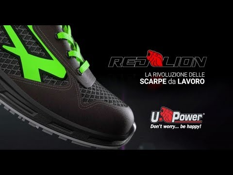 U-Power Red Lion - Scheda tecnica - YouTube
