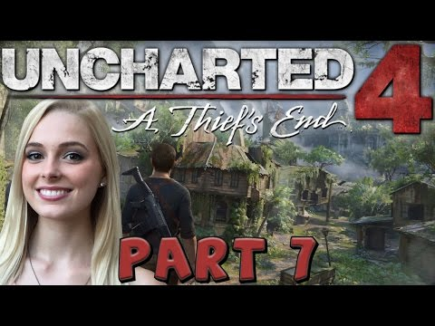 Uncharted 4: A Thief's End- Part 7- Over St Dismas