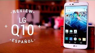 LG Q10 - Review en español