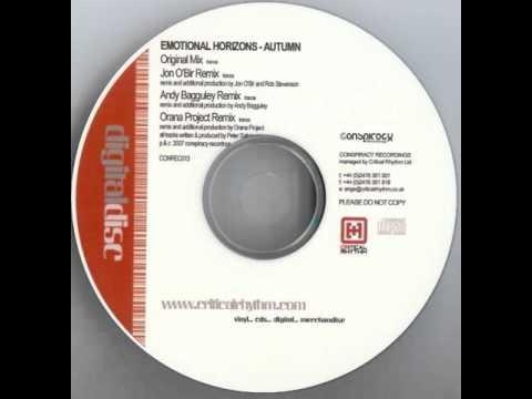 Emotional Horizons - Autumn (Andy Bagguley Remix)