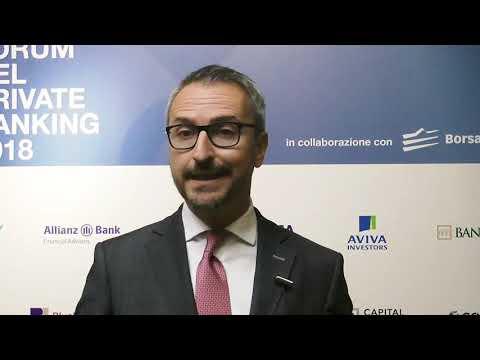 XIV Forum del Private Banking - Intervista ad Alessandro Tulli (Swiss Life Liechtenstein)