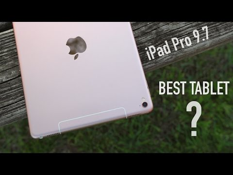 One Month with the iPad Pro 9.7! (12.9 vs 9.7)