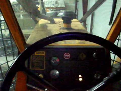 John Deere 740 E Log Skidder with Cable Arch and two winches