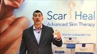 Scar Heal Product Video