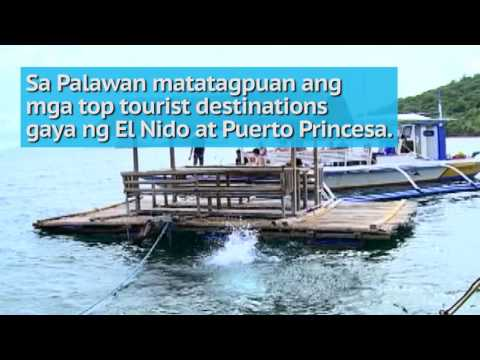 Palawan, hinirang na 'world's best island'