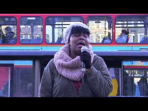 RUTH  BROWN   HELLO  (COVER)  THIS  LADY  IS  AWESOME