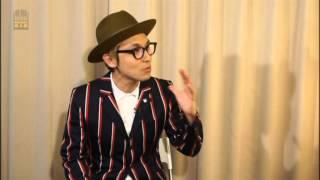 ニューアルバムについて、安藤正容と伊東たけしへインタビュー.