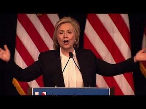 Hillary Clinton Major Economic Speech [FULL] - 2016 Presidential Campaign
