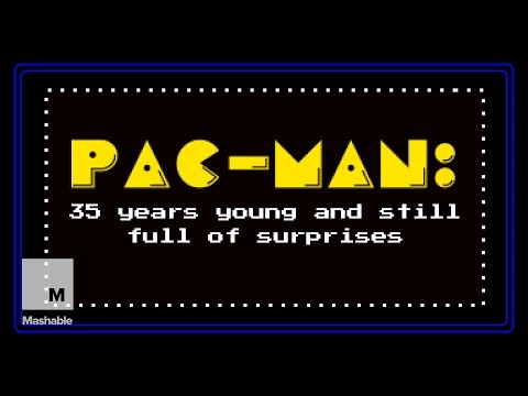 Even after 35 years, you can still learn new things about Pac-Man | Mashable