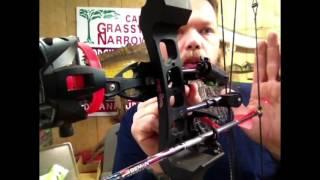 Bow Tuning Tips / True Center Laser