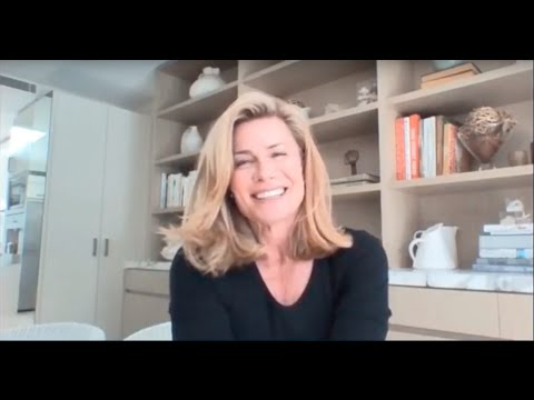An interview with Deborah Hutton, the thinking persons pin-up