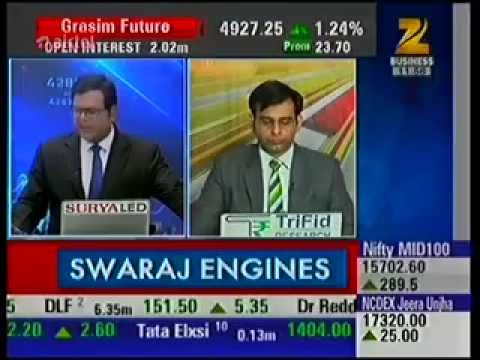 "Trifid Research Live On Zee Business ""Top 50 Shares"""