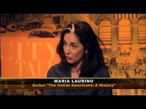 City Talk: Italian Americans-John Maggio and Maria Laurino