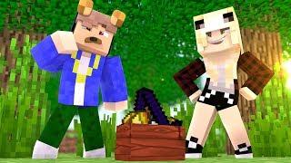 Schnitzeljagd in Minecraft!