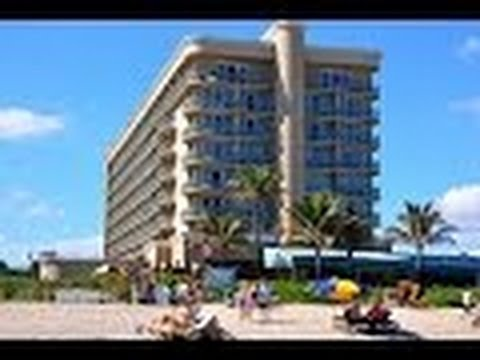 TOUR: Hilton Hotel   Singer Island Florida