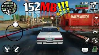 [152 MB] GTA SA Super Compressed For Android With All GPU 2018 [Must Watch]