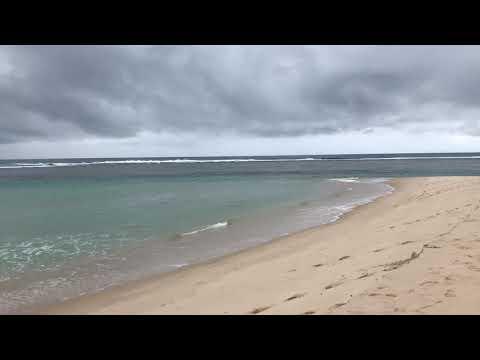plage au Nord de la BAIE d'AMPANIHY
